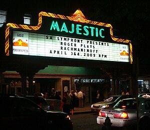 Majestic Theatre (San Antonio) - Image: Majestic (12)