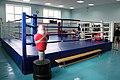 Malfermo de infana boksoklubo en Tjumeno 02.jpg