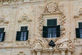 Manuel Pinto da Fonseca - Image: Malta 250915 Auberge de Castille 01