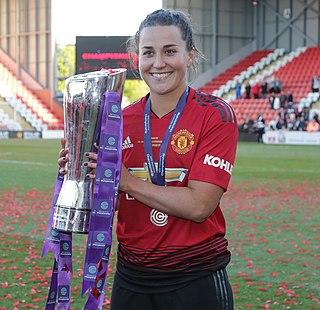 Amy Turner (footballer) English footballer