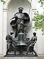 Manhattan Herald Square James Gordon Bennett Memorial.JPG