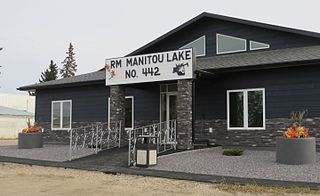Rural Municipality of Manitou Lake No. 442 Rural municipality in Saskatchewan, Canada