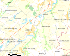 Map commune FR insee code 31107.png
