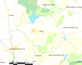 Map commune FR insee code 35110.png