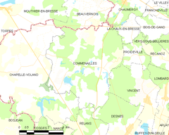Map commune FR insee code 39160.png