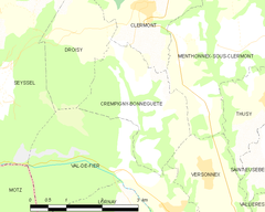 Map commune FR insee code 74095.png