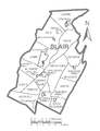 Map of Blair County, Pennsylvania.png