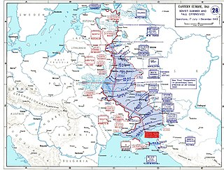 Battle of the Dnieper WWII battle