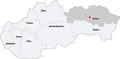Map slovakia sabinov.png