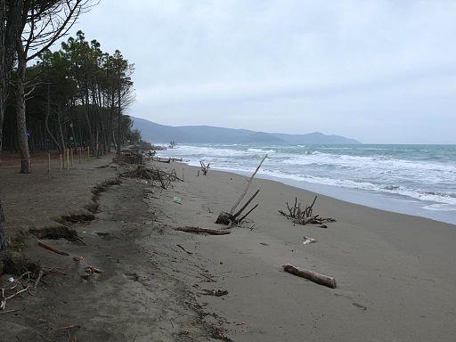 Parco Naturale delle Maremma, spiaggia
