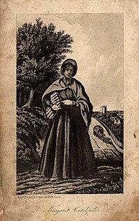 Margaret Catchpole English adventurer