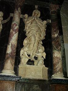 Maria Maddalena di A. Gagini, del trittico in marmo del duomo di Vibo Valentia
