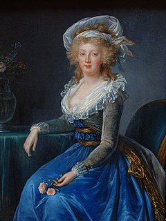 Maria Theresa of Naples and Sicily 18/19th century Holy Roman Empress