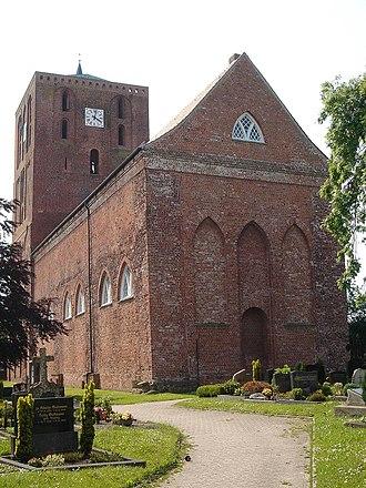 Marienhafe - Saint Mary's Church