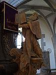Marienstiftskirche Lich Kanzel Thomas von Aquin 05.JPG