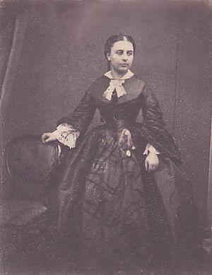 Marietta Piccolomini - Marietta Piccolomini ca. 1860