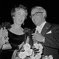 Marijke Smit Sibinga en Daniel Wayenberg (1964).jpg