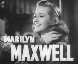 Maxwell in Stand by for Action (1942)