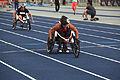Marine team makes winning sprint toward Chairman's Cup during 2013 Warrior Games 130514-M-AG000-000.jpg