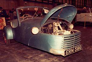 Bond Minicar - 1951 Bond Minicar Mark B 2/3 seater Tourer