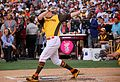 Mark Trumbo competes in semifinals of '16 T-Mobile -HRDerby. (27954729033).jpg