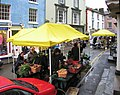 Market stalls in Bishop's Castle - geograph.org.uk - 1590175.jpg