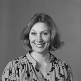 Marlies van Alcmaer in 1978