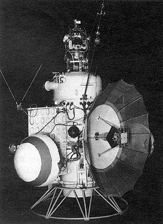 2MV - 2MV-4 type spacecraft