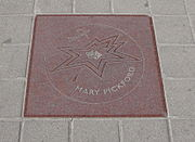 Mary Pickford star on Walk of Fame.jpg
