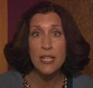Mary Scheer American comedian