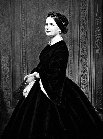Mary Todd Lincoln - Mary Todd Lincoln, 1860–65