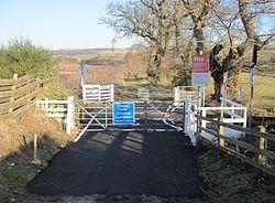 Maryburgh level crossing (13175442174).jpg