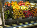 Marzipan fruits and vegetables at Harrods.jpg