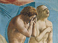 Masaccio - The Expulsion from the Garden of Eden (detail) - WGA14180.jpg