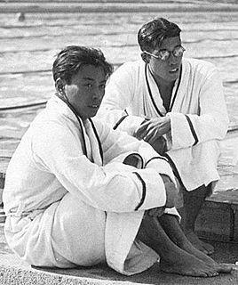 Masaharu Taguchi Japanese swimmer