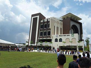 Masjid Yusof Ishak