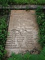 Mass Grave of Soviet soldiers 1, Old Cemetery, Svitlovodsk (2019-07-19) 11.jpg