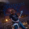 Mastodon (Brent Hinds) at Ruisrock 2007.jpg