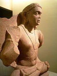 O Bodhisattva Maitreya, século 2,