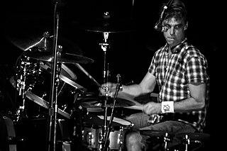 Matt Cameron American drummer