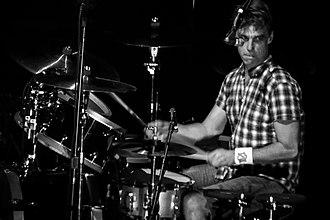 Matt Cameron - Image: Matt Cameron SG 2013