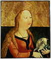 Matthias Gruenewald-Coburger Tafel-Heilige Agnes.jpg