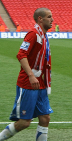 Matty Blair - Blair after playing for York City in the 2012 Conference Premier play-off Final