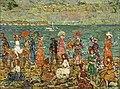 Maurice Prendergast - Seashore.jpg