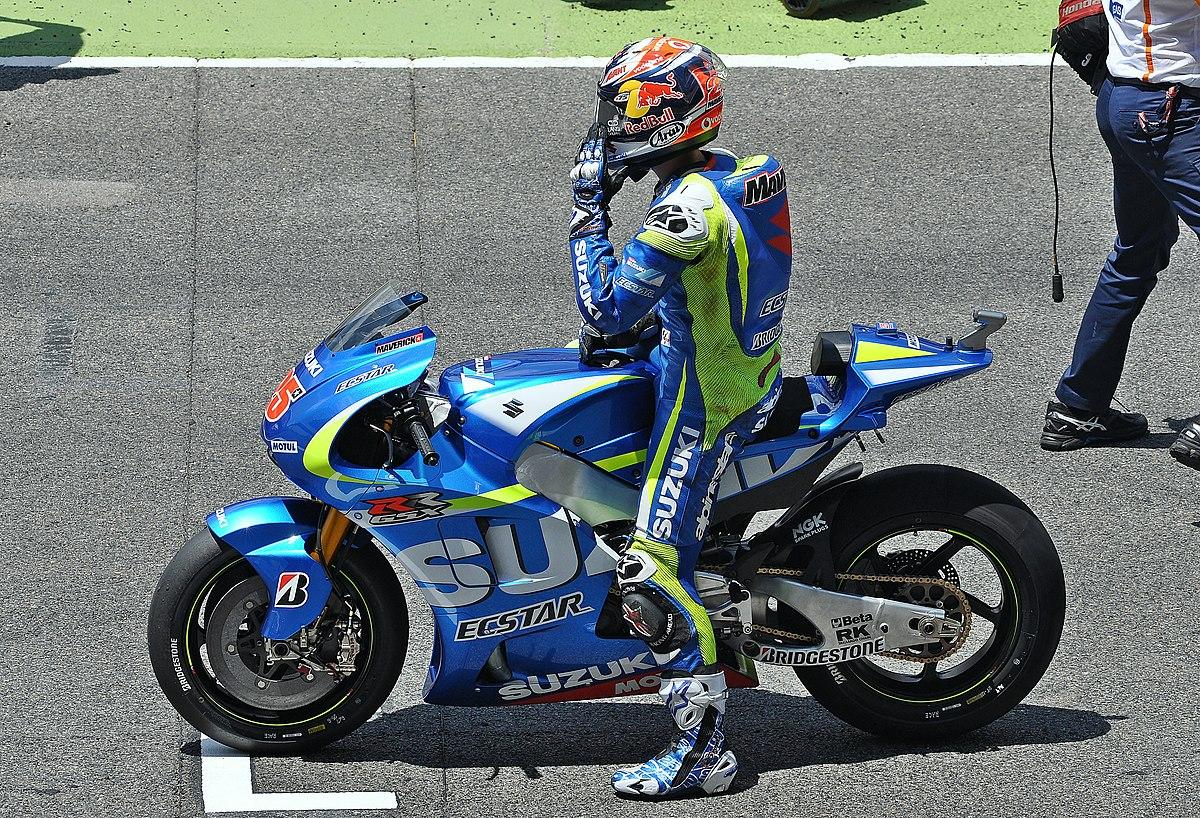 Suzuki GSX-RR - Wikipedia