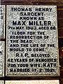 Max Miller memorial-tablet.jpg