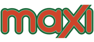 Maxi (Canadian supermarket) - Maxi's second logo from about 1994 to 2004