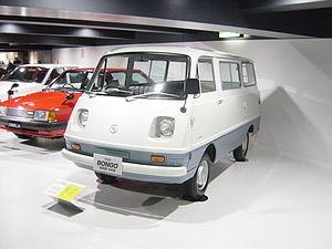 Mazda Bongo - First generation Mazda Bongo