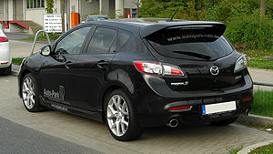 Mazdaspeed3 - Mazda3 MPS (Germany)