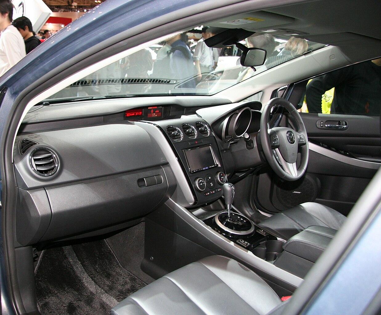 FileMazda CX Interiorjpg Wikimedia Commons - Mazda 290